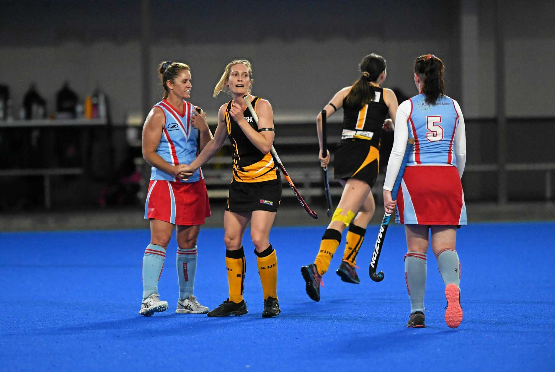 Hockey, Souths Shareena Bouna