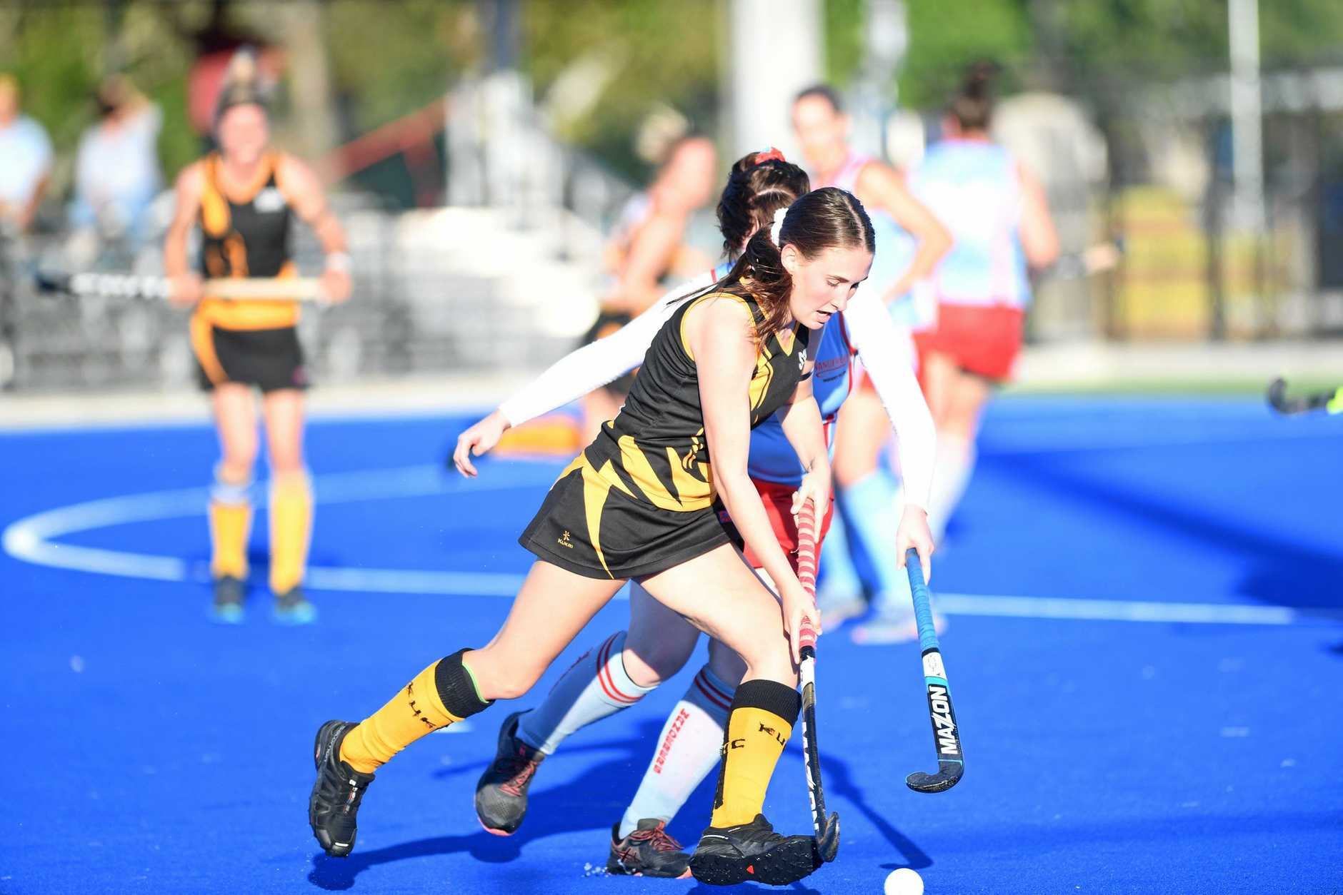 Hockey, Souths, Aleesha Spyve