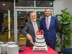 What hasn't wavered in bank's 60 year history?