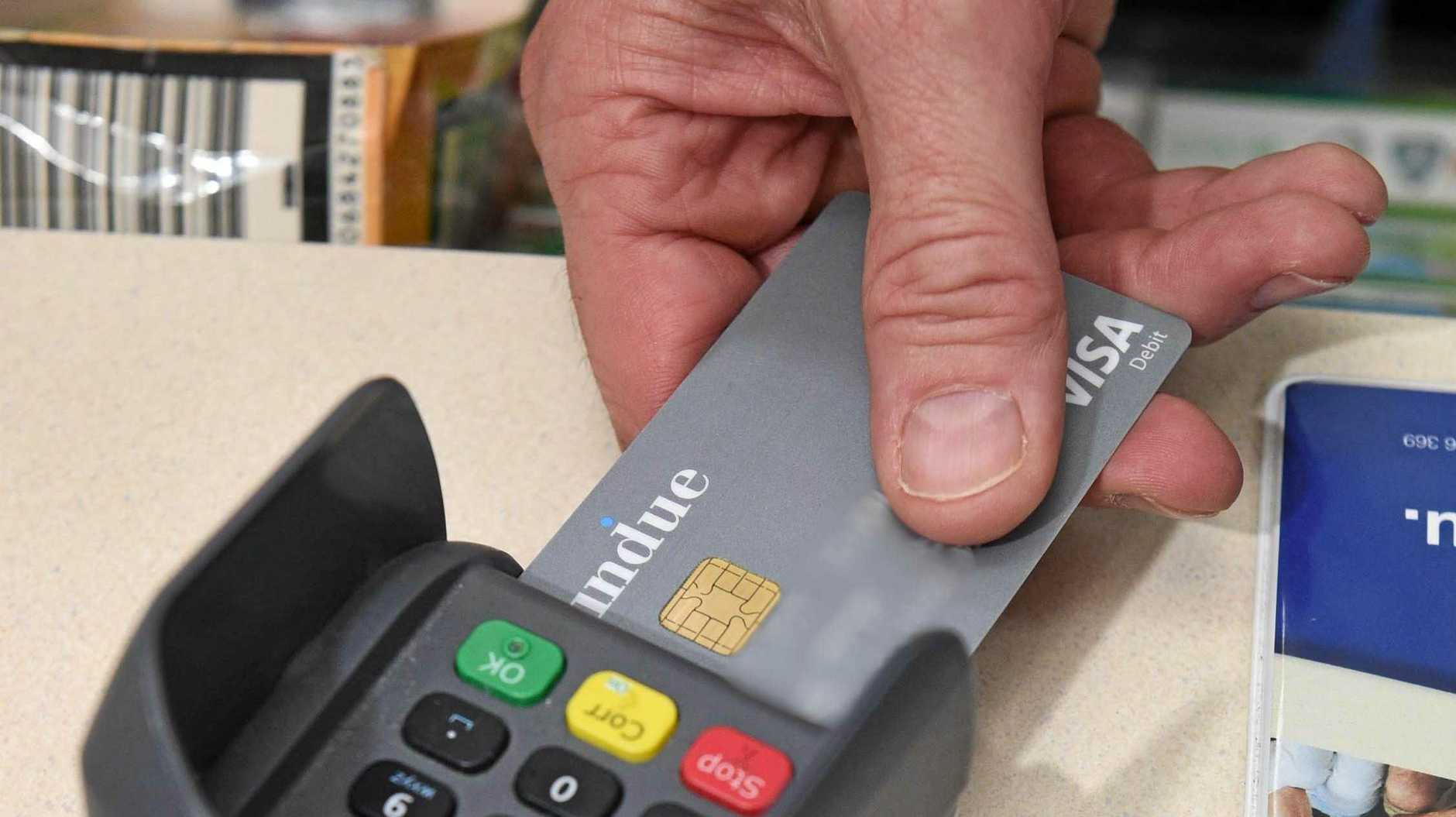 RUMOURS: Wide Bay MP Llew O'Brien says claims about the cashless card expanding are just 'mischief'.