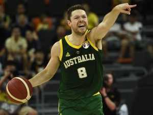 Dominant Dellavedova gives Boomers perfect World Cup start