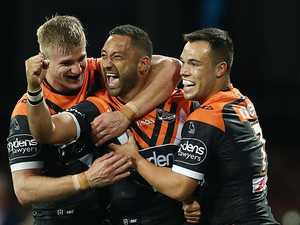 Tigers roar home to set up Leichhardt blockbuster