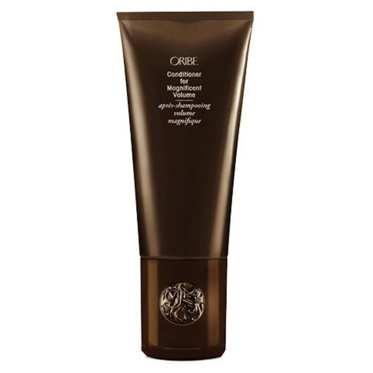 A volumising conditioner will add some extra oomph to limp locks too — and this one is divine. Picture: Supplied