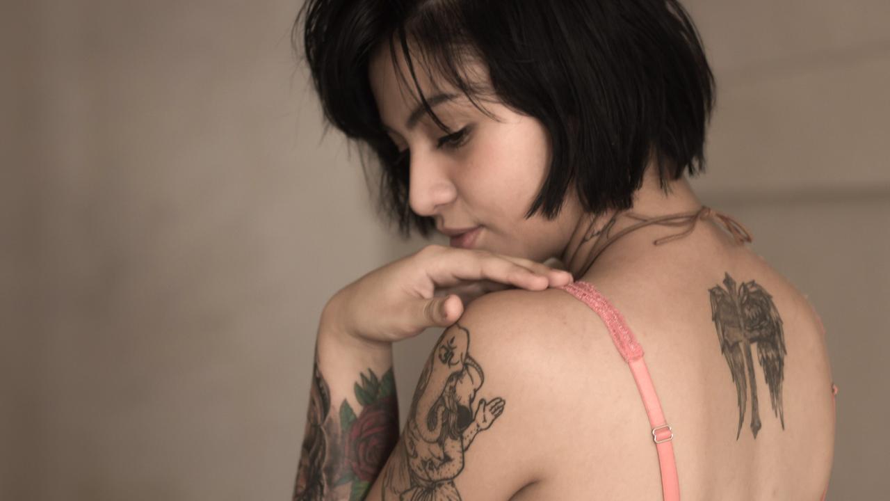 Woman in bra. Gabriel Nunes. Picture: Unsplash