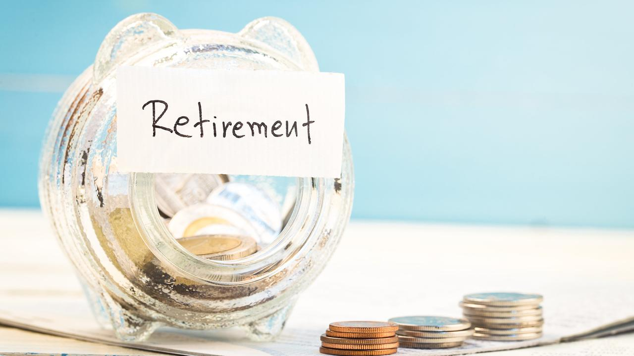 Retirement planning takes a bit of thinking about.