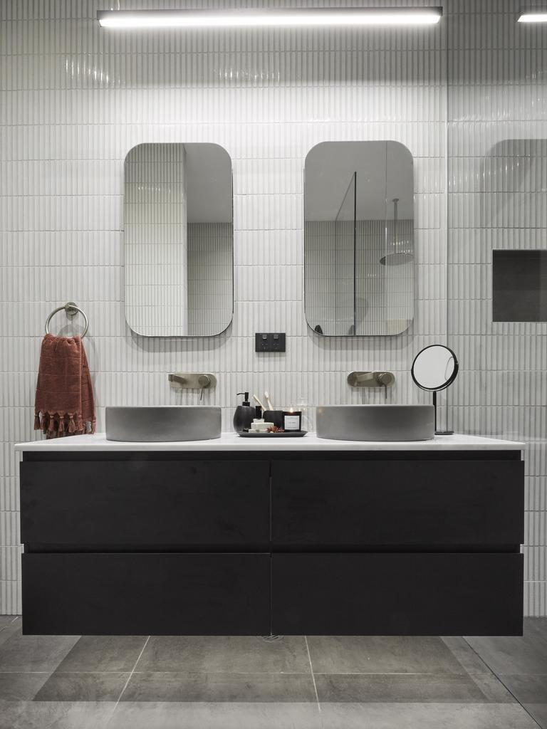 The double vanity was another big winner. Picture: The Block