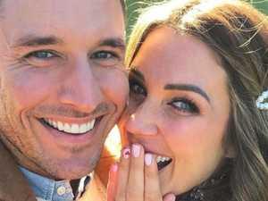 Georgia Love announces engagement