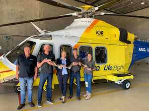 LifeFlight learn how to save animals while saving people