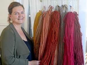 Yeppoon mum turns old fashioned art into a successful career