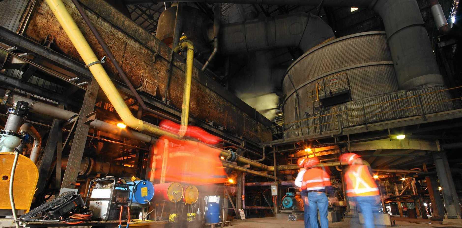 MILESTONE: Wilmar Sugar reports performance of mills at halfway mark of season.
