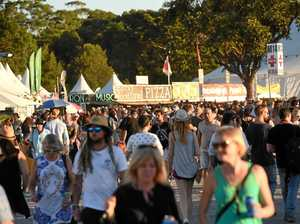 How much money does Bluesfest bring to the Northern Rivers?