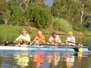 Try rowing in Grafton - it's no oar-dinary sport