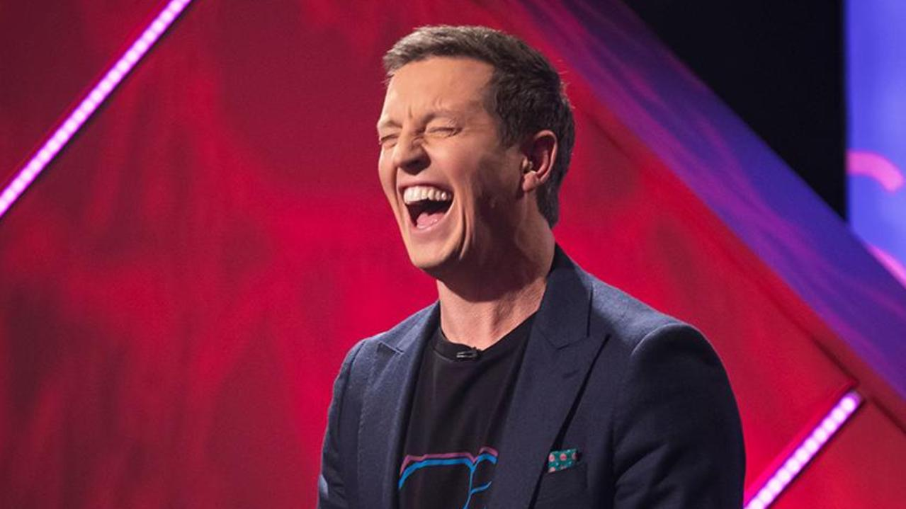Rove McManus on Saturday Night Rove.