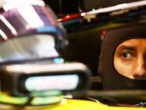 Ricciardo in tears at emotional GP