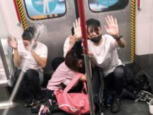 'Raptor' attack shocks Hong Kong