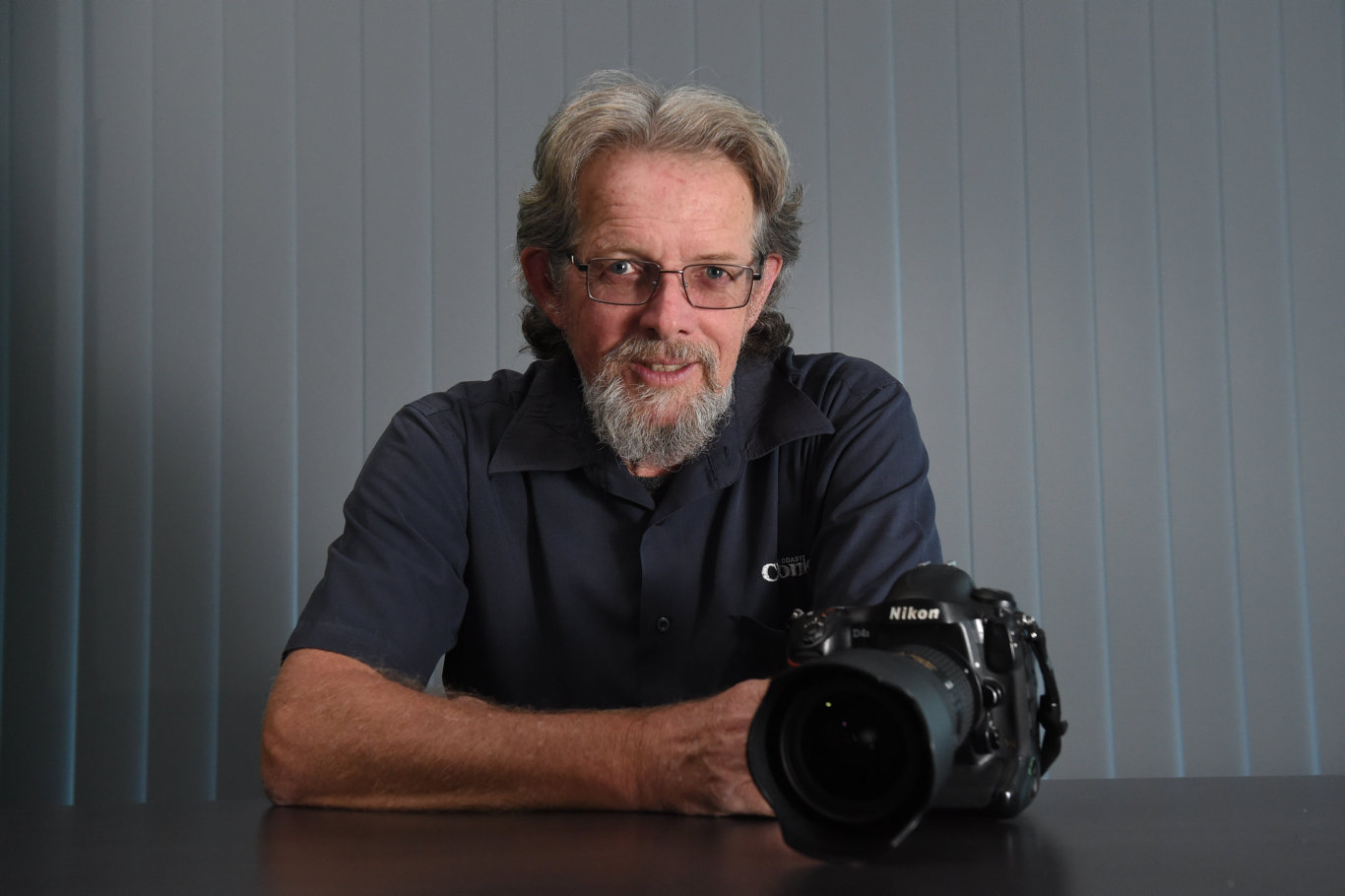 Chief photographer Alistair Brightman has been nominated in two of the news industry's most prestigious award ceremonies.