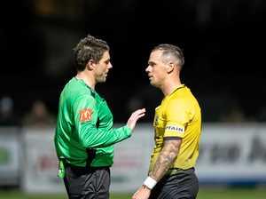 Key moment Mackay skipper felt the pressure