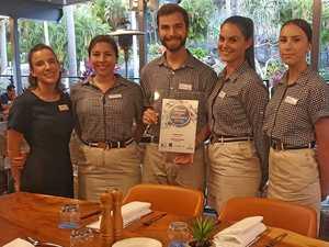 Popular Whitsunday resort named best family restaurant