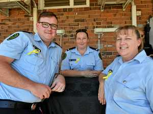 PHOTOS: Celebrating 70 years of rural fire service