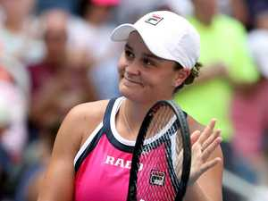 Barty back as Osaka crashes and burns