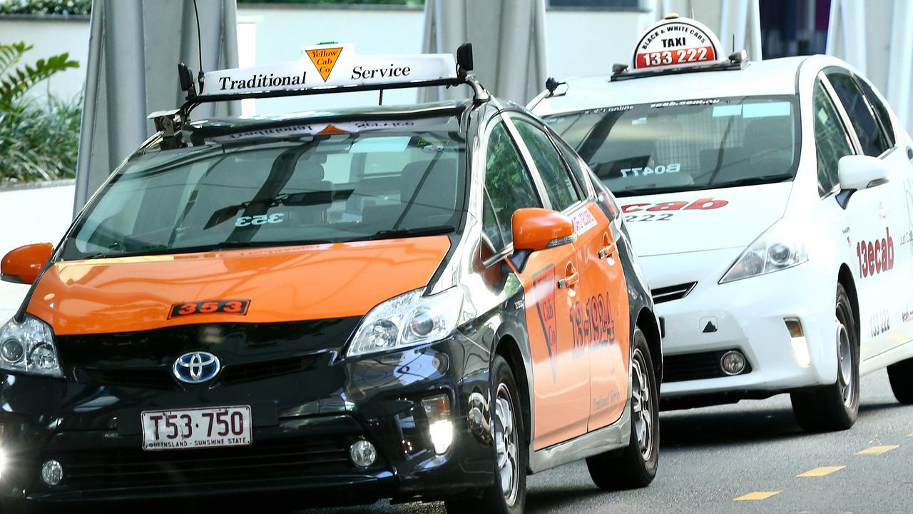 Ratepayers have paid almost $14,000 for cab fares for LNP committee and council chairs to travel around Brisbane. File picture