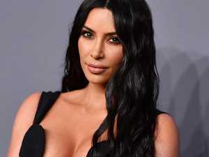 Kardashian spruiks product for Queensland young guns