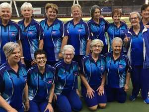 Ladies pennants crowns awarded following hotly-contested competition