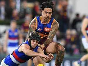 Cox gives Brisbane Lions a selection dilemma