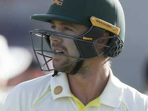 Aussies ready to face the chin music at Old Trafford