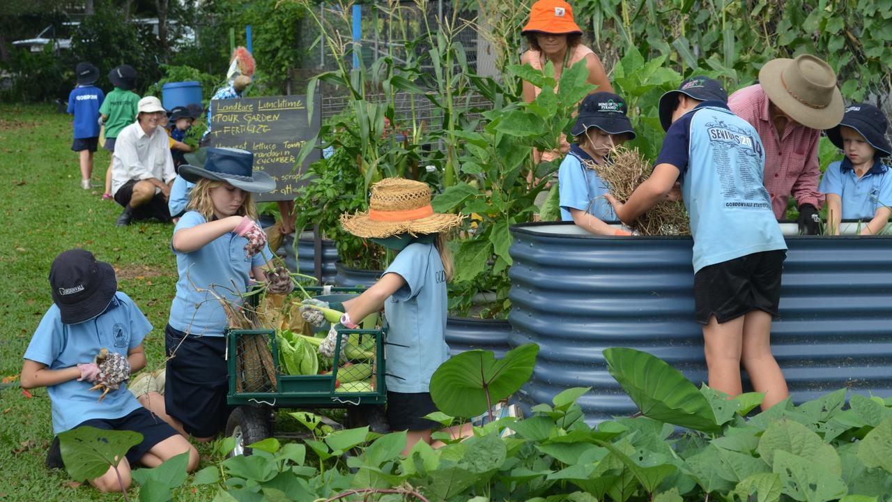 Even kids can get involved in caring for the environment. Picture: Landcare Australia