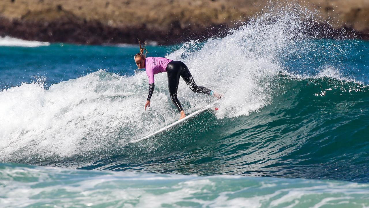 Coolum Beach Surfer Secures Place On World Tour Sunshine