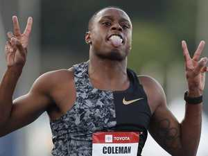 'Unreal': 100m star's incredible escape