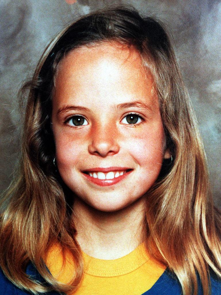 Samantha was nine years old when she went missing.
