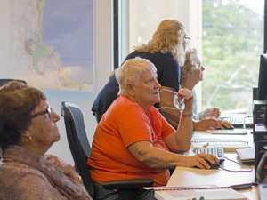 Cap Coast seniors get tech savy and learn new skills