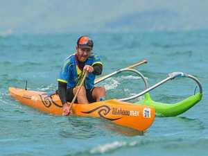 Cap Coast outriggers paddle hard and score success