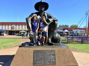 Focus on kids makes Cunnamulla Fella Festival a huge success