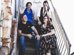 Airlie main stage awaits Mackay's newest band
