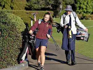 Dunemann shines for Qld at Aussie golf titles