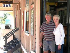 Publican couple serve last drinks after 36 years
