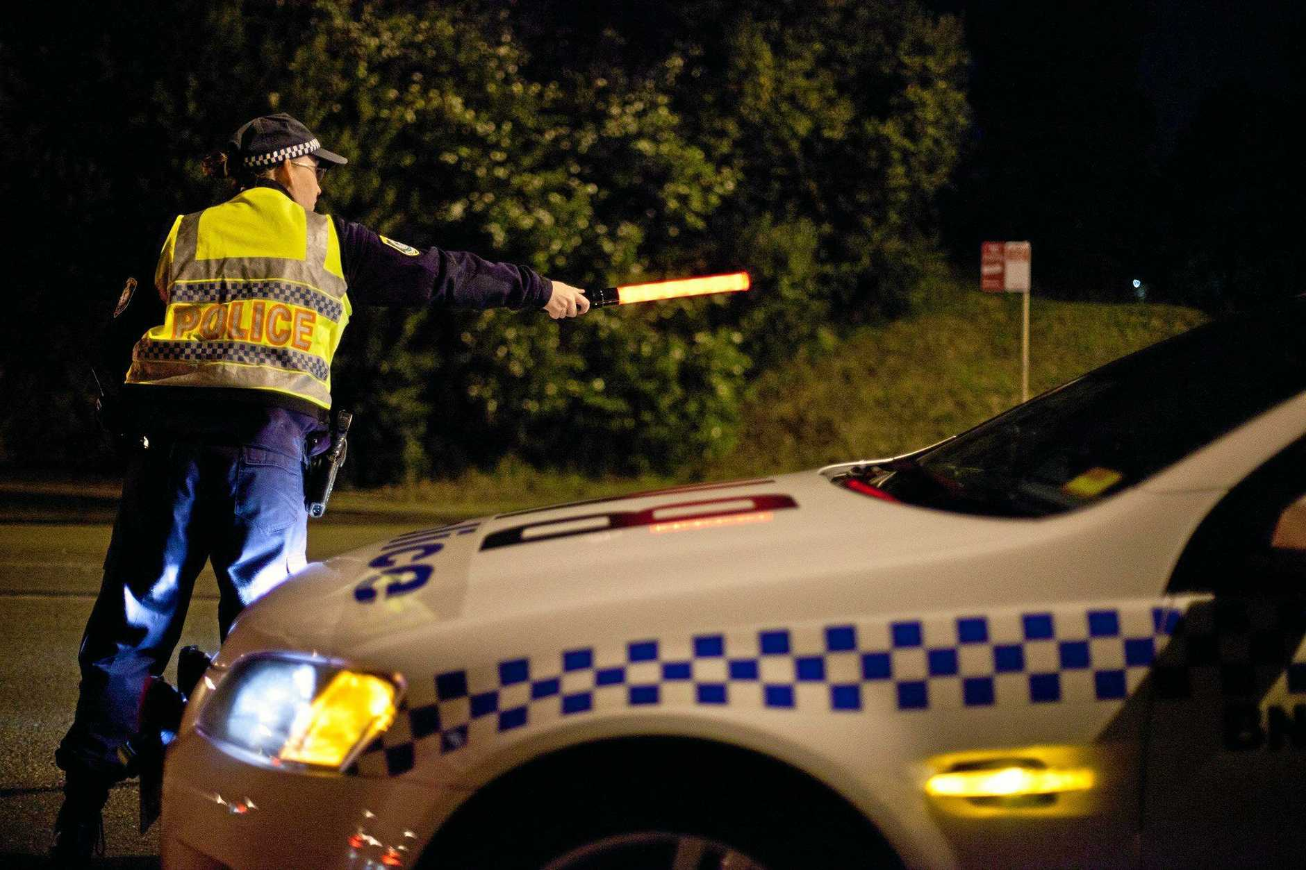 DUMB DRIVERS: Police are finding that poor driving behaviour such as speeding often indicate other criminal offences behind the wheel.