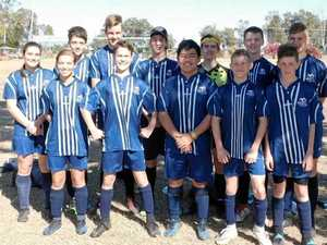 Monto soccer chases twice the glory