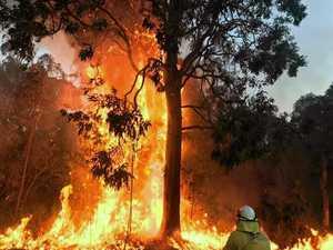 ON ALERT: Fire crews prepare for severe conditions