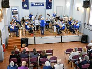 Spring has sprung for Maryborough's excelsior city band