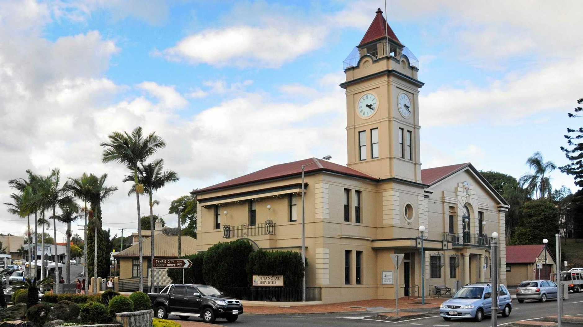 Gympie Town Hall.