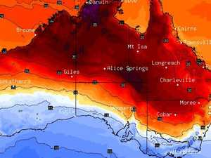 What's causing the sweltering start to Spring?