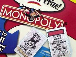 Big change to Macca's Monopoly