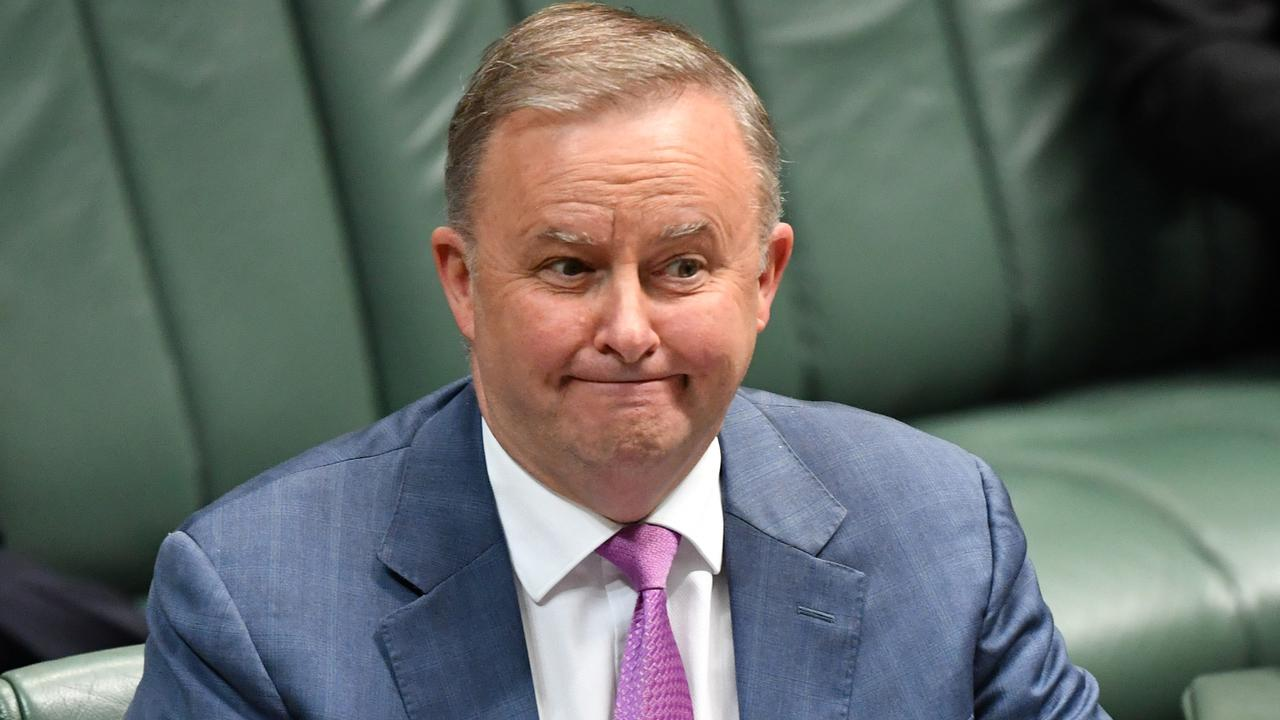 Labor Leader Anthony Albanese has misjudged badly in demanding the Morrison Government not deport a Sri Lankan family of illegal immigrants. Picture: AAP