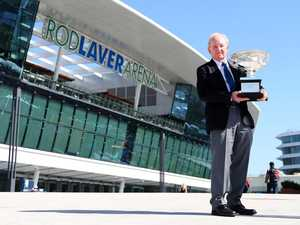Rod Laver: 'Kyrgios too old for outbursts'