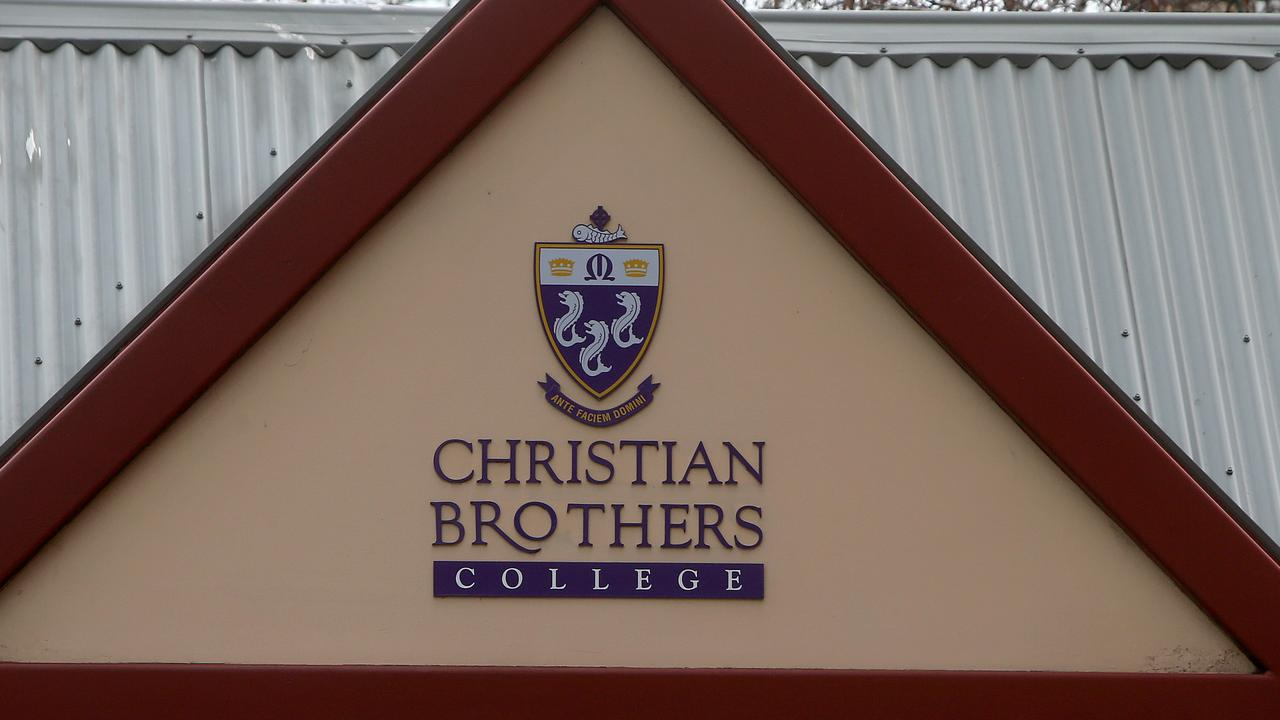 The principal of Christian Brothers College said in an email to the stepfather that he would keep asking the student to return home and was open to advice.