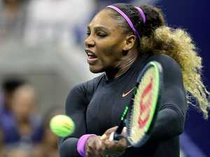 'Unbelievable': Serena enters 100-club